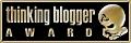 The Thinking Blogger Award