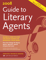 The Guide to Literary Agents 2008