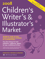 2008 Children Writer's and Illustrator's Market