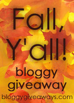 Fall Y'All Giveaway