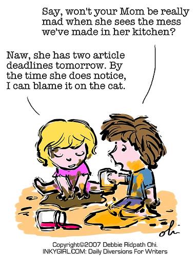 Comic by Debbie Ridpath Ohi