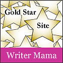 Writer Mama Gold Star Badge